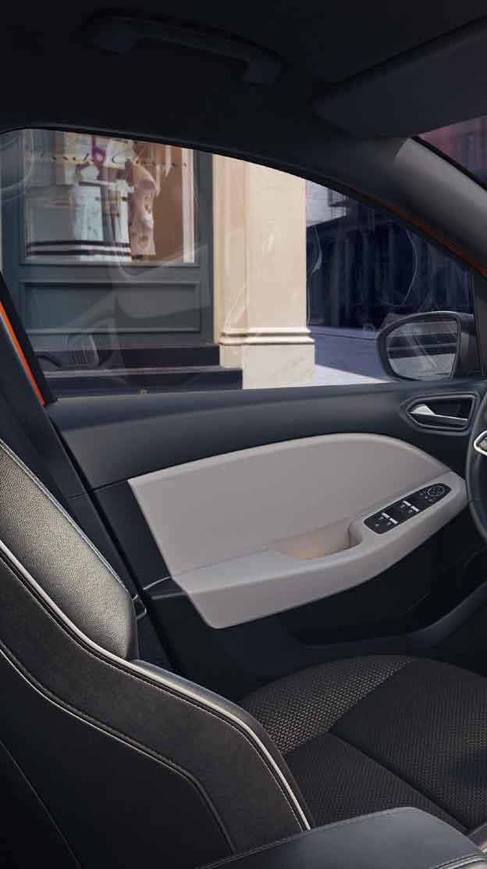 Paneles de puertas delanteras con iluminación LED (Multisense)