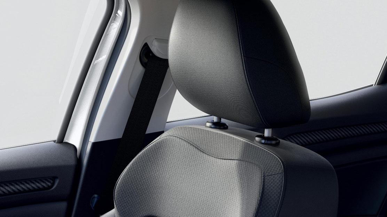 Передні та задні шторки безпеки