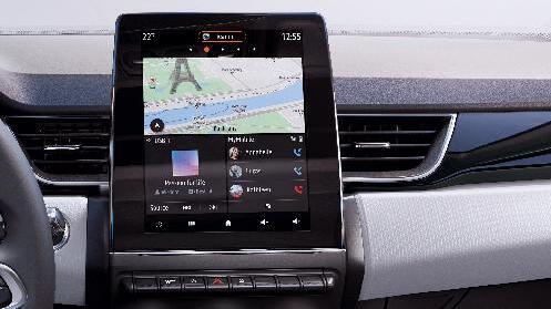 EASY LINK multimedia- en navigatiesysteem Bose® met 9,3
