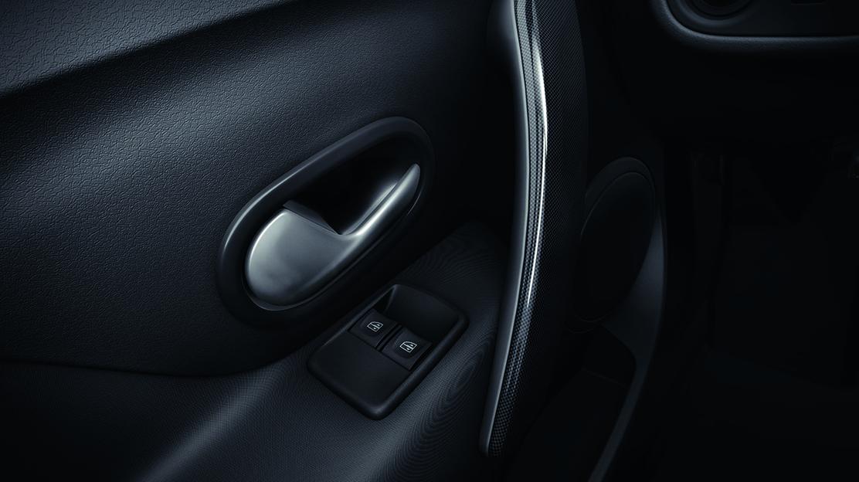 Električni pomik stekel spredaj + impulzni pri vozniku