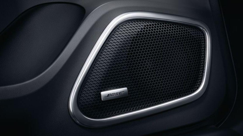 Bose Soundsystem mit DAB Digitaler Radioempfang