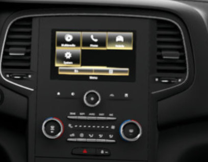 radioodtwarzacz cyfrowy (DAB) z Bluetooth, USB/jack, wyświetlacz kolorowy 7''