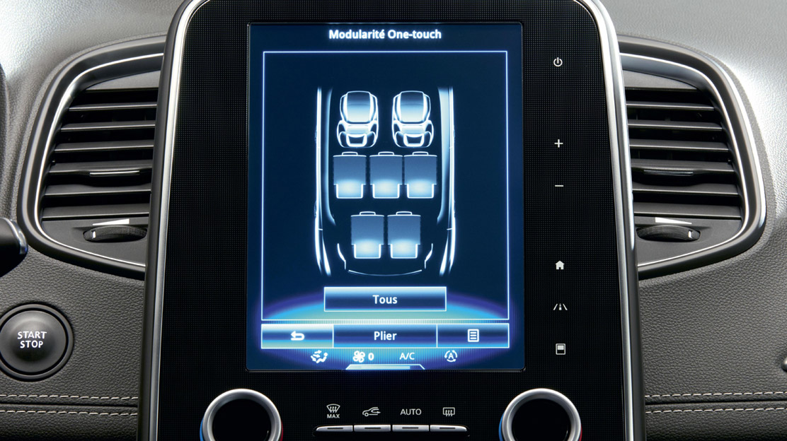 Modularité One-Touch