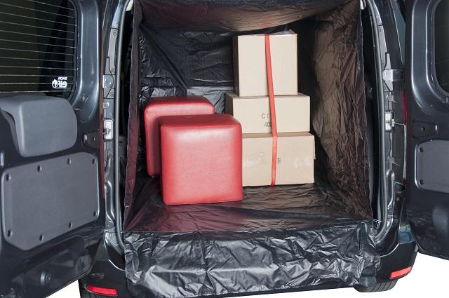 Protecție integrală a portbagajului