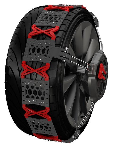 Lanțuri de pneu cu montaj automat,dimensiune 120