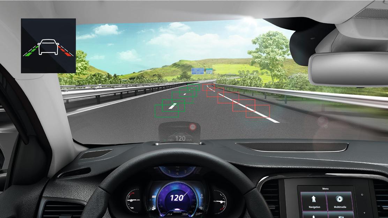 Systém varovania pred opustením jazdného pruhu, Automatické prepínanie ďiaľkových svetiel