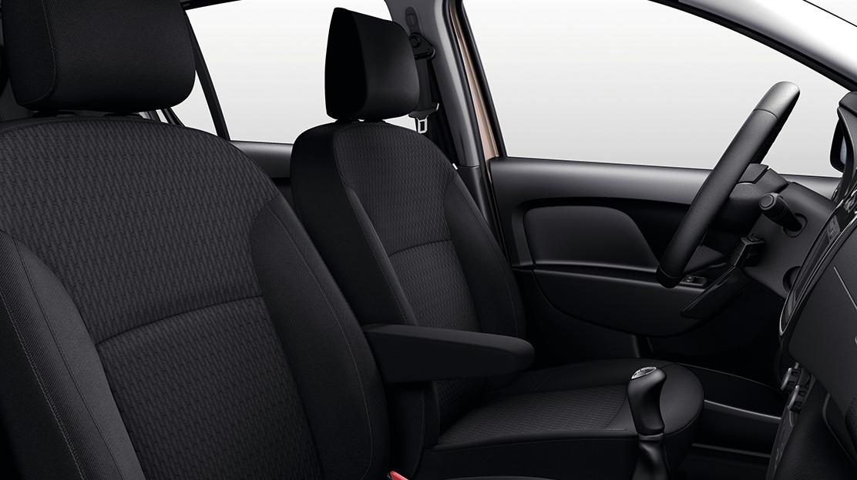 Výškově nastavitelné sedadlo řidiče