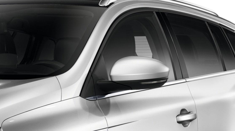 Elektromosan állítható, fűthető külső tükrök