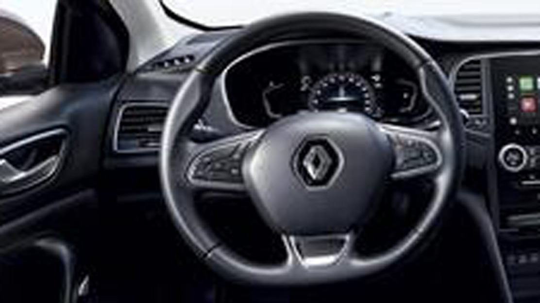 Airbags frontaux conducteur et passager adaptatif (airbag passager déconnectable)