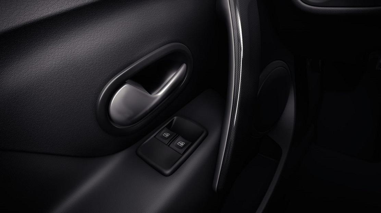 Elevalunas delanteros eléctricos y conductor impulsional