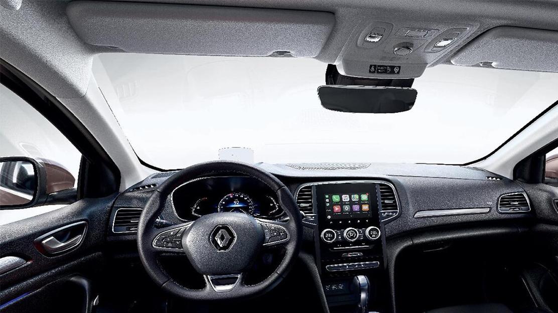 Ecran tactile 7'' avec navigation et système multimédia EASY LINK, Bluetooth®, prises USB et Jack