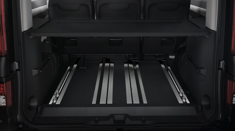 Kryt zavazadlového prostoru
