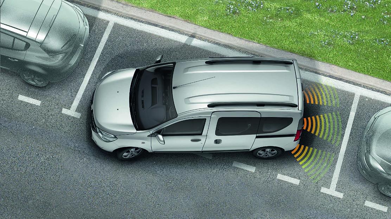 Parkirni senzorji zadaj