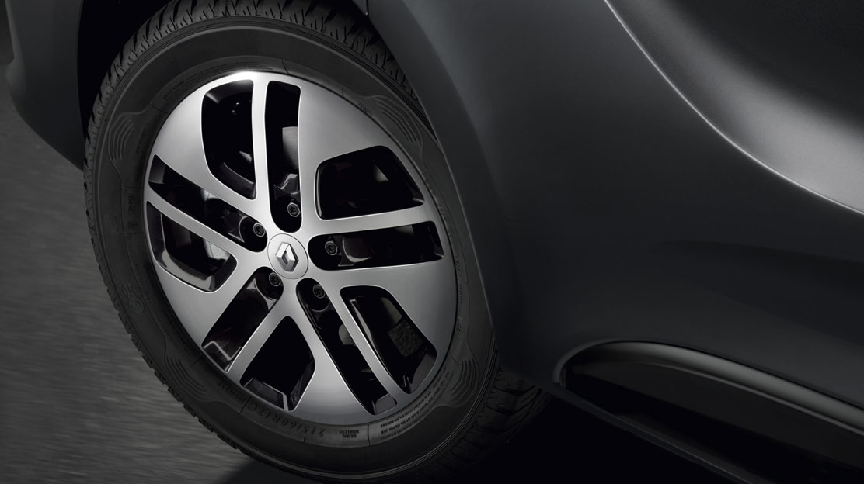 Control de presión de los neumáticos