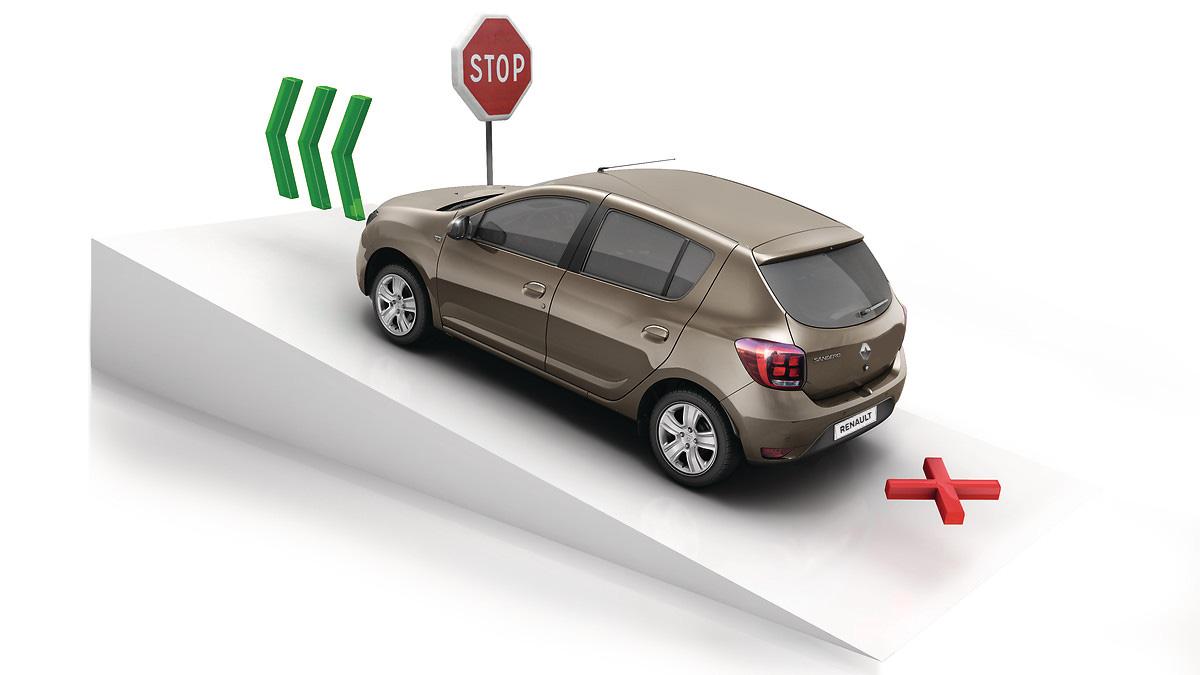 Система автоматичної зупинки та старту двигуна Stop & Start