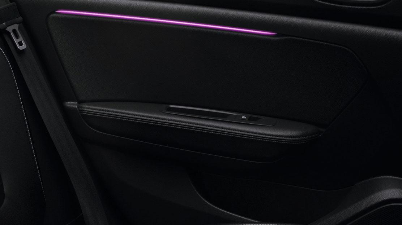 Lève-vitres arrière électriques avec commande à impulsion