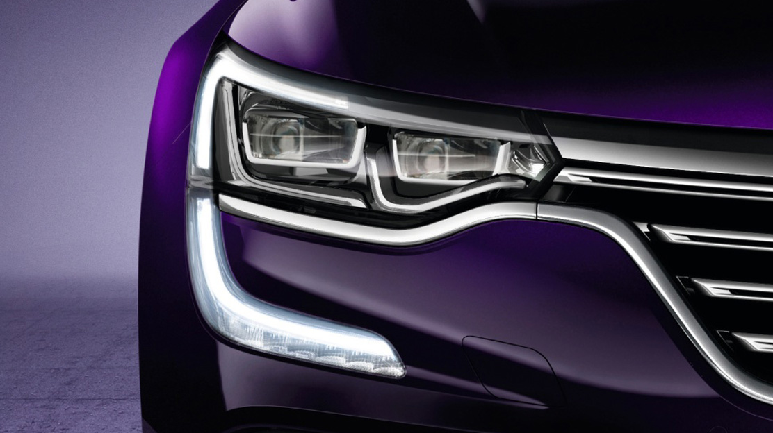 Pure Vision Voll-LED Scheinwerfer