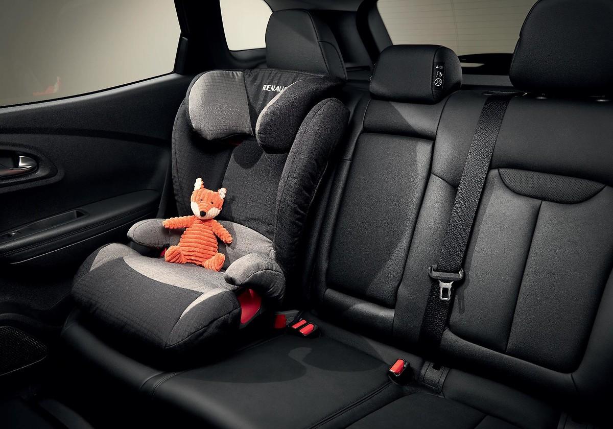 Sustav ISOFIX za pričvršćivanje dječjeg sjedala (bočna sjedala straga)