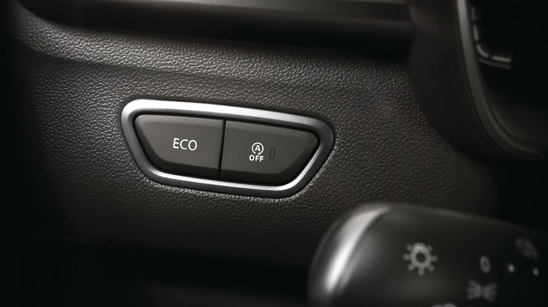 Buton si functie ECO MODE