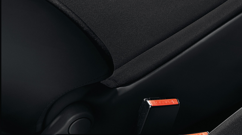 Alertes visuelle et sonore du non bouclage des ceintures avant