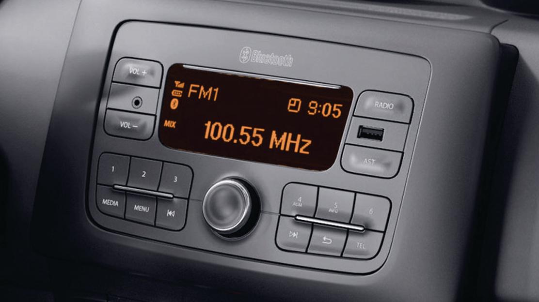 Радио,USB, AUX, Bluetooth, аудио стрийминг