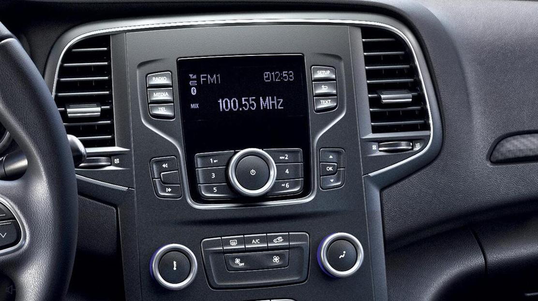 Radio cu afisaj pe 3 linii, 4,2''