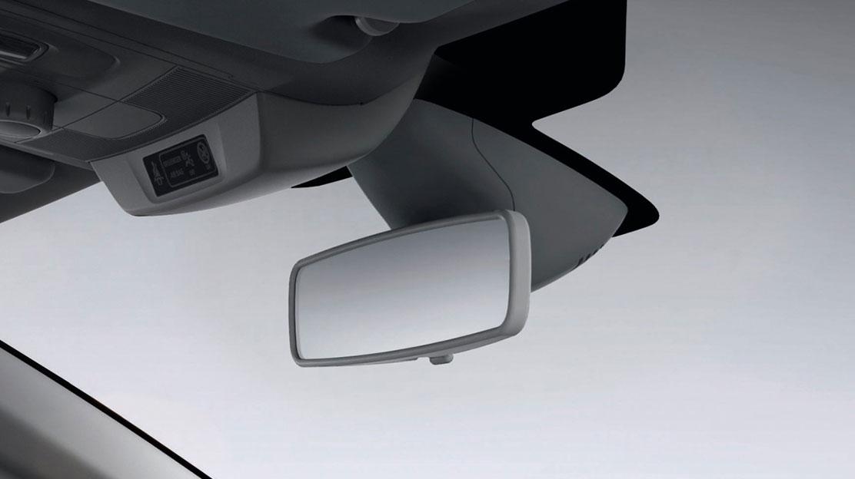 Oglinda interioara retrovizoare electrocrom (cu efect automat anti-orbire)