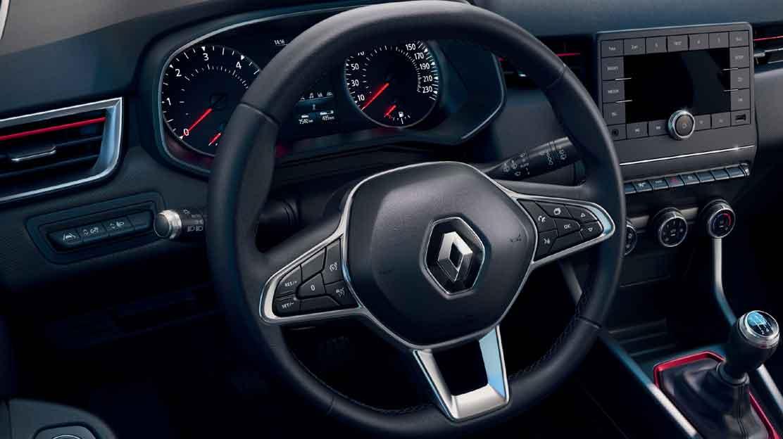 TEP leather steering wheel