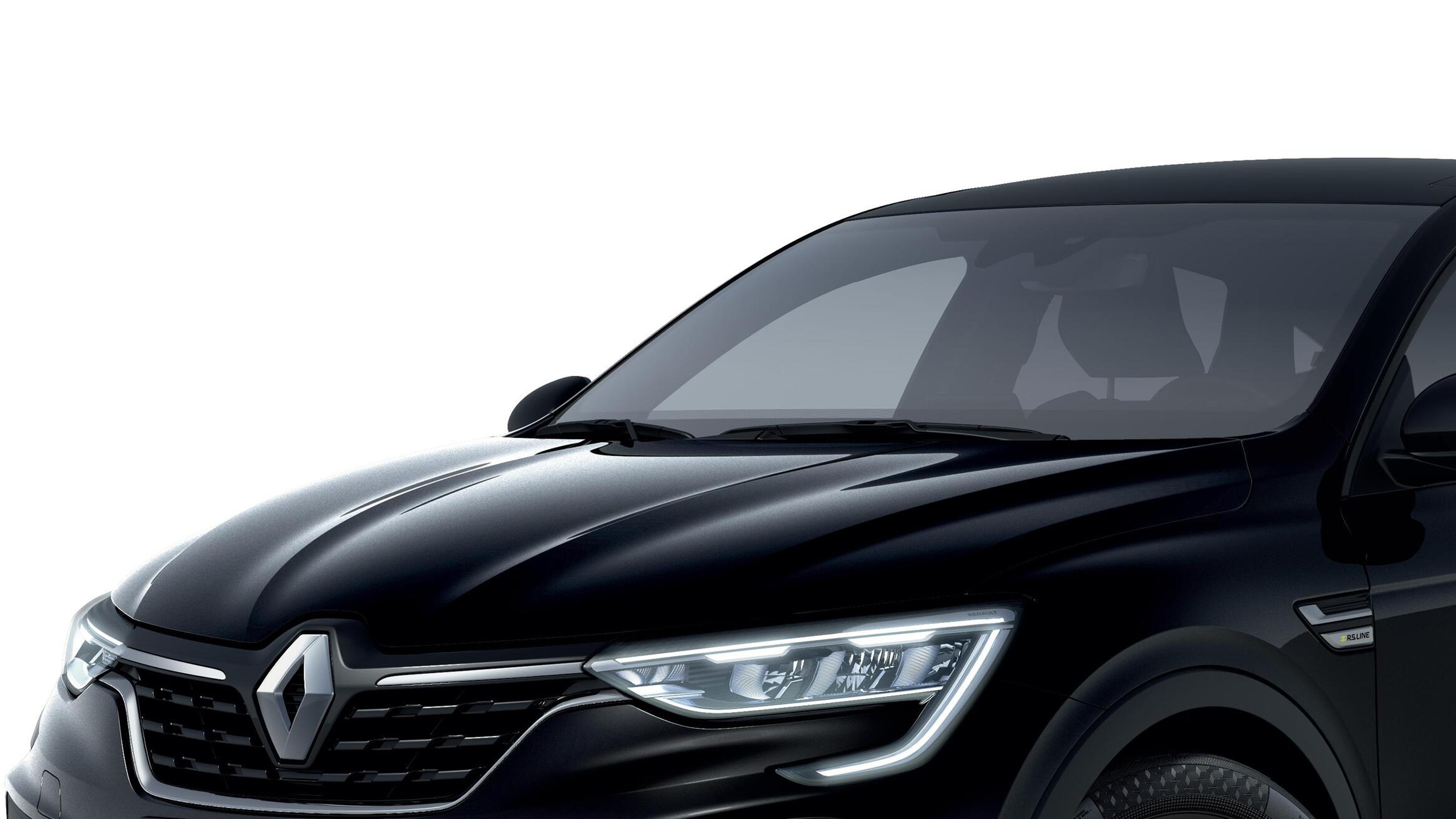 Automatic headlights and rain sensitive front wipers