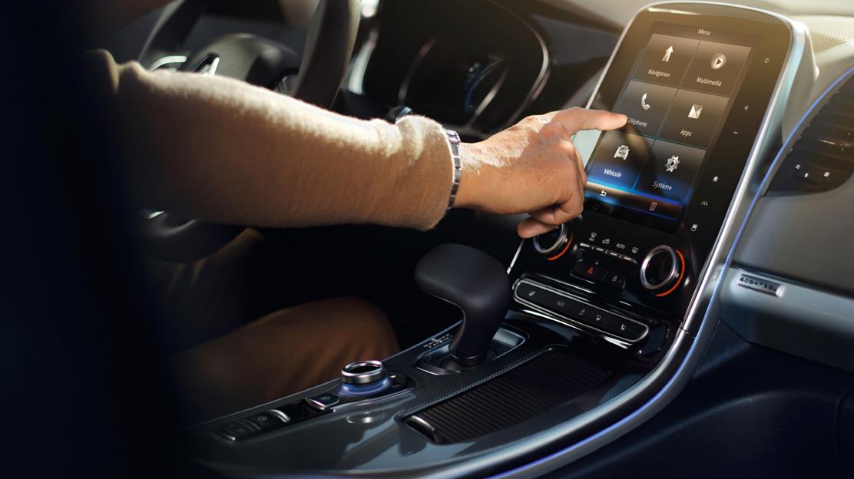 Renault R-Link 2 multimediasysteem