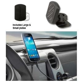 Magnetische Smartphone-Halterung.///Befestigung an der Instrumententafel