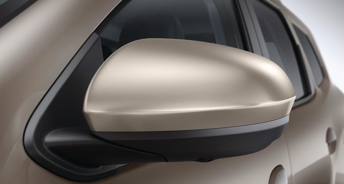 Зовнішні дзеркала заднього огляду пофарбовані у колір кузова