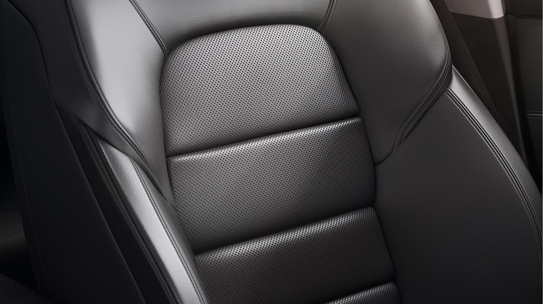 In hoogte verstelbare bestuurdersstoel