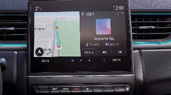 EASY LINK multimedia- en navigatiesysteem Bose® met 7