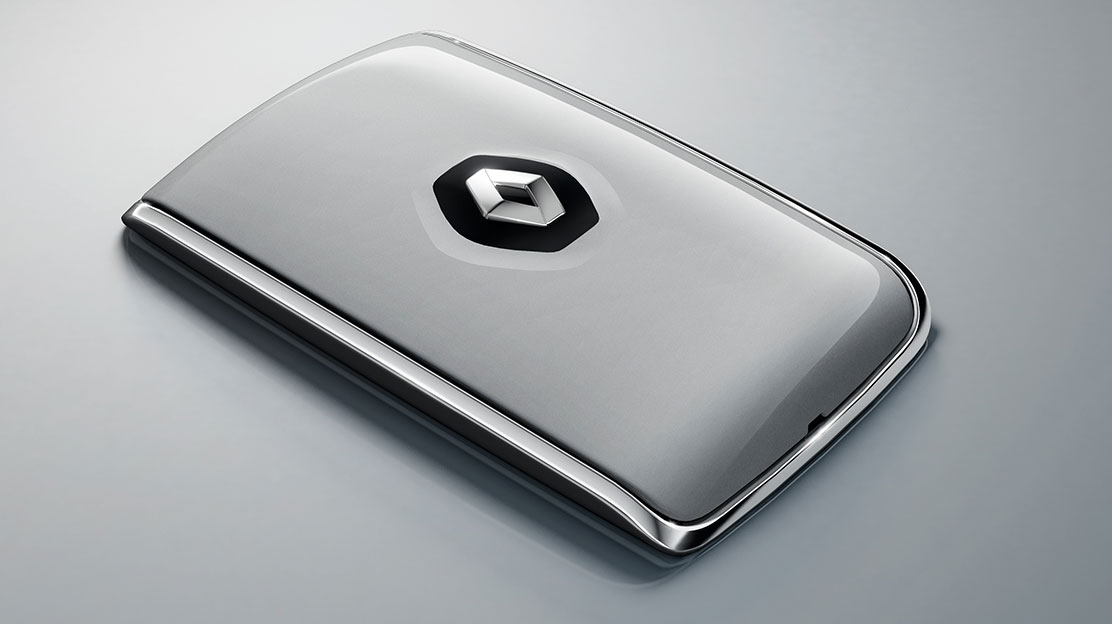 Kartica Renault za prostoročno upravljanje