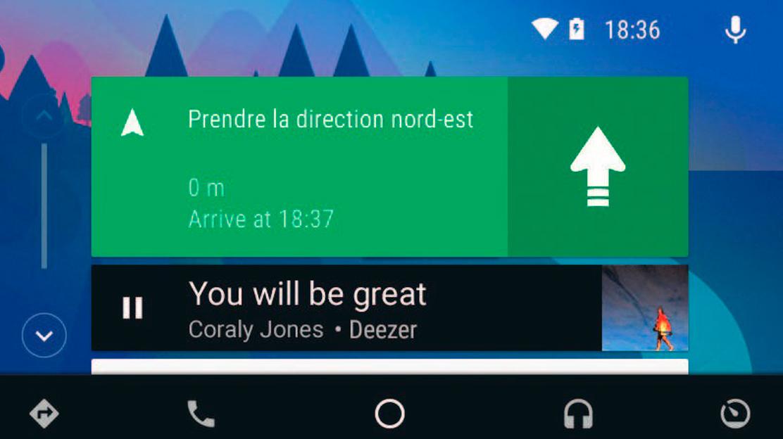 Compatibilidad con Android Auto™