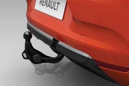 Semi-elektrische Anhängerkupplung– 13P– Fahrzeuge mit Vorrüstung
