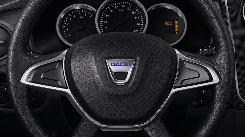 Standard steering wheel