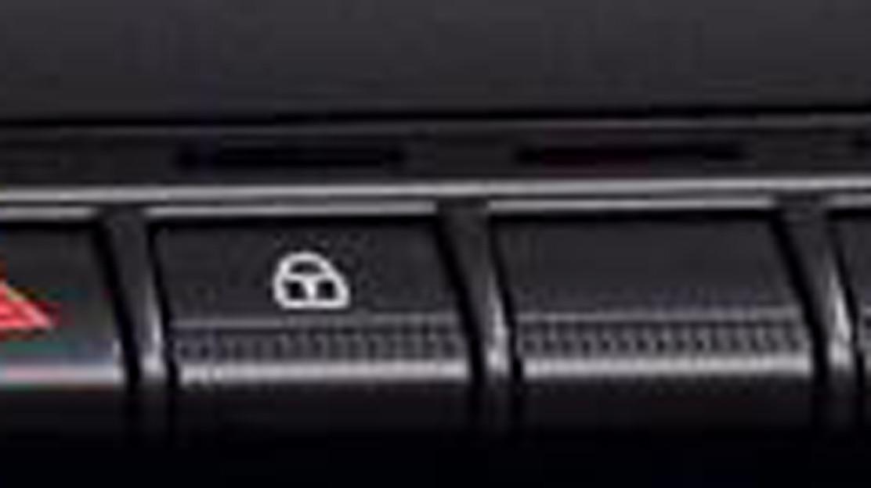 Zentralverriegelung mit automatischer Verriegelung während der Fahrt