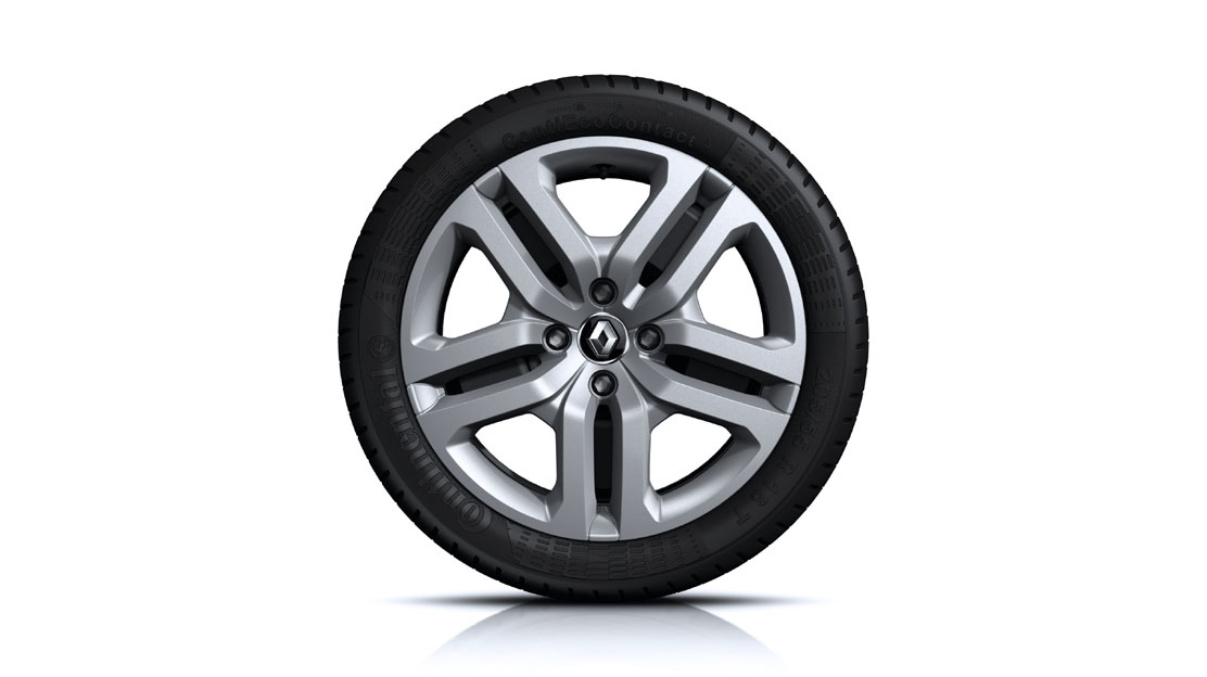 "Stahlräder 16"" Flex Wheel Design Attractive"