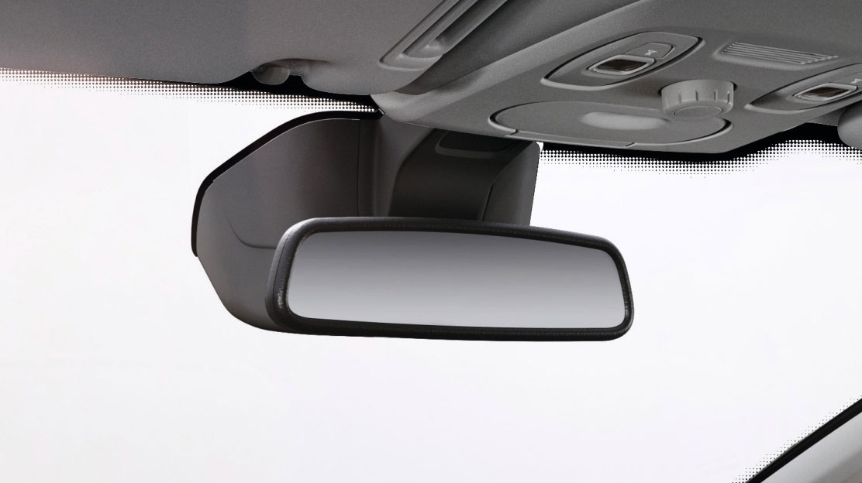 Automatisch dimmende binnenspiegel