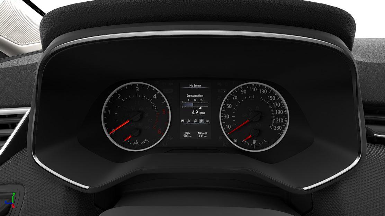 4,2'' TFT Sürücü Ekranı