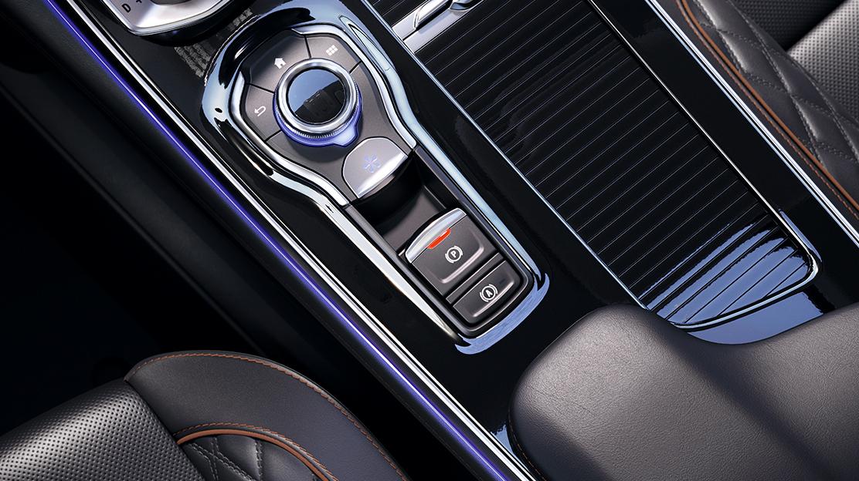 Travão de estacionamento assistido c/função Auto-Hold