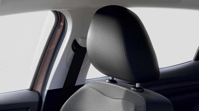 Asiento del conductor regulable en altura // pasajero fijo