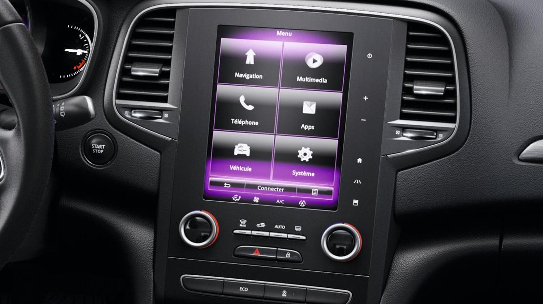 Radio Classic 4.2'', 4 haut-parleurs, AUX et USB, Bluetooth®