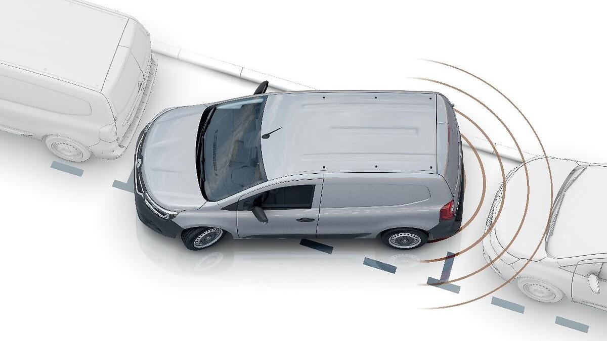 Sensori parcheggio posteriori