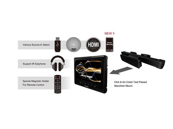 Tabletă NEXTBASE Uno Cinema Pro Wi-Fi