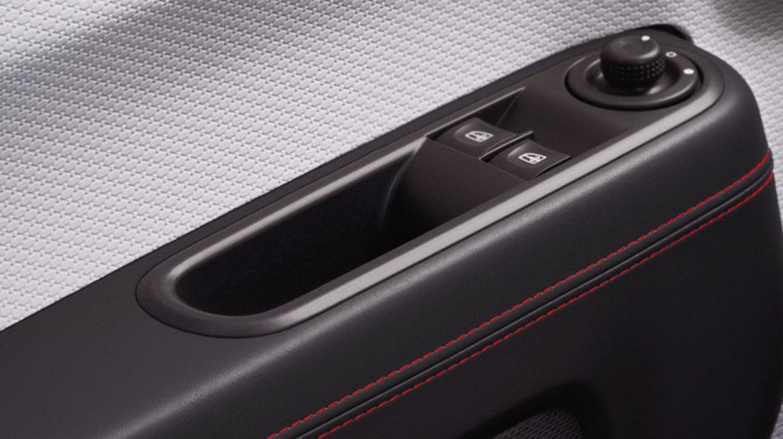 Električni pomik prednjih stekel-impulzni pri vozniku