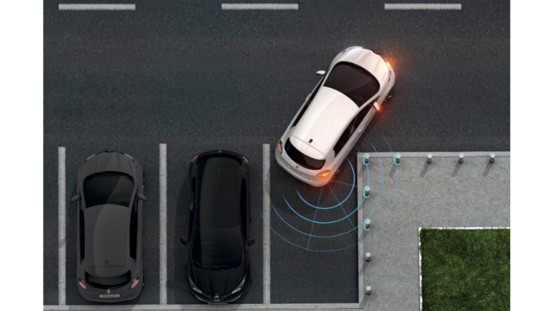 Ayuda al aparcamiento trasero