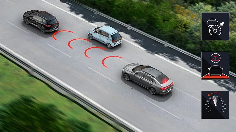 Regulador de velocidade adaptativo